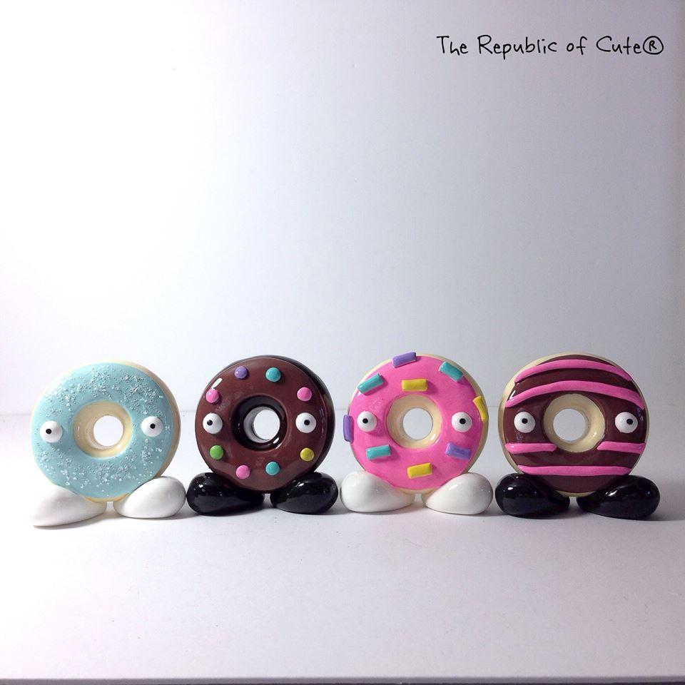 The Republic of Cute doughnuts