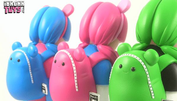Babycakes at ToyConUK by iBreakToys