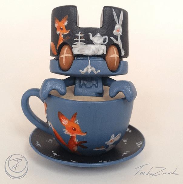 tasha zimich  tea party
