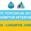 TTC ToyConUK 2015 Exhibitor Interview #26 - Lunartik JOnes
