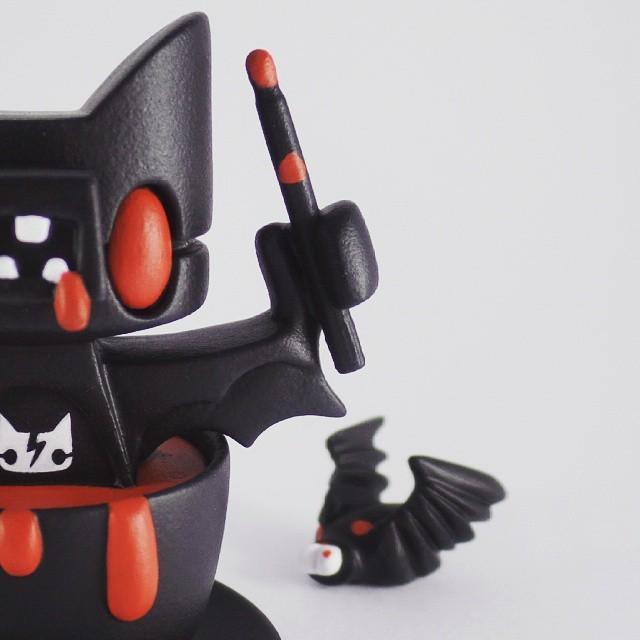 Bat Sabbath by ibreaktoys