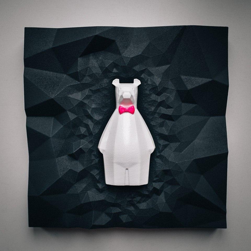 Bela Alvarez - Fantastisch Rosco polygon Oscar Juarez
