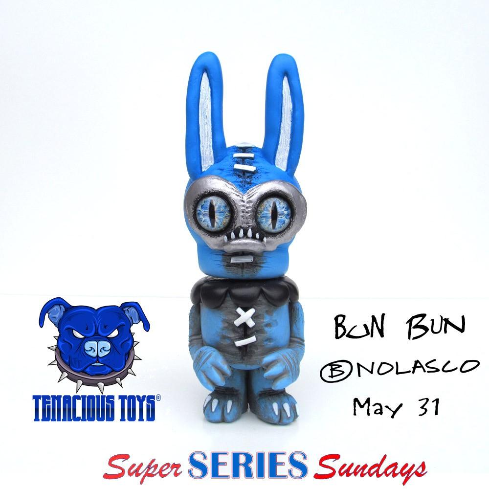 Bun-Bun Bun Bun by Brent Nolasco