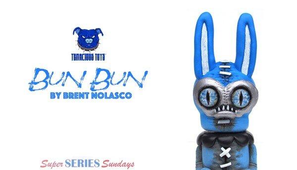 Bun Bun by Brent Nolasco