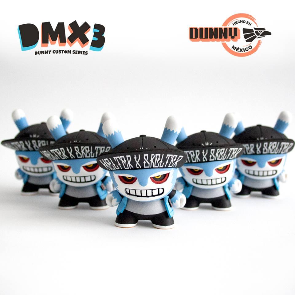 Cucaracha Borracha DMX3 Dunny