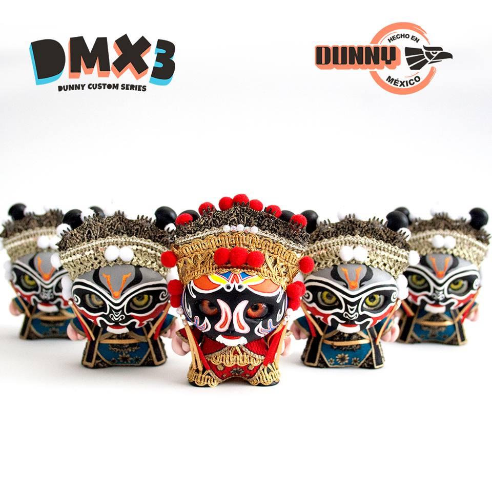 Jump Jumper Ant  DMX3 Dunny series