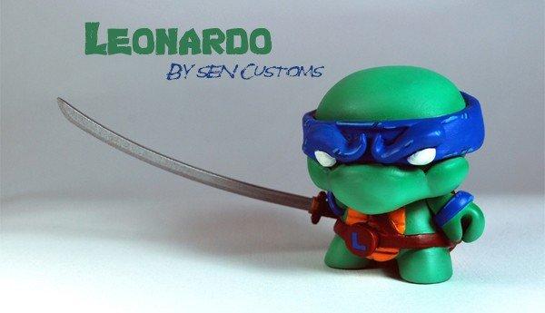 Leonardo By SEN Customs