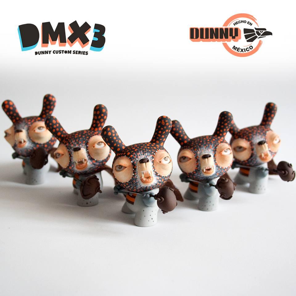 Mr Mitote DMX3 Dunny
