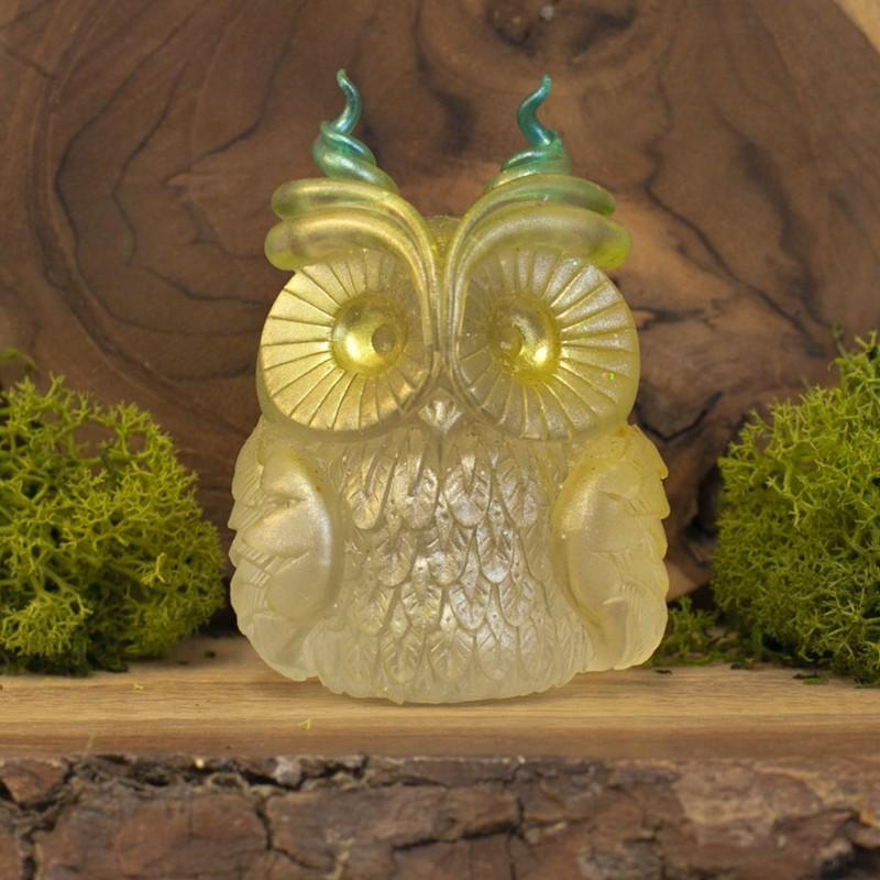 Muju Cosmic Owl