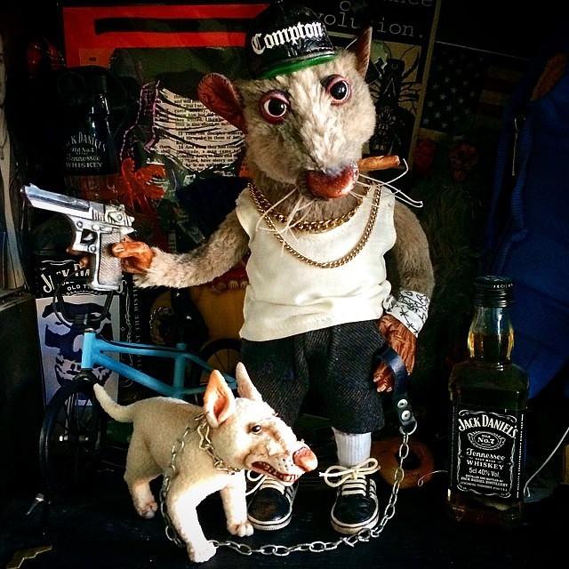 RatBro Compton