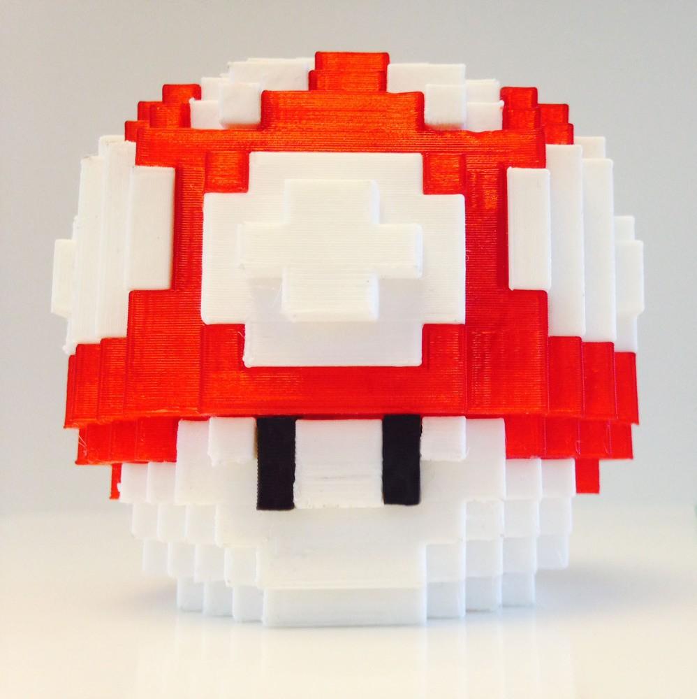 Red Mushroom Vuibits