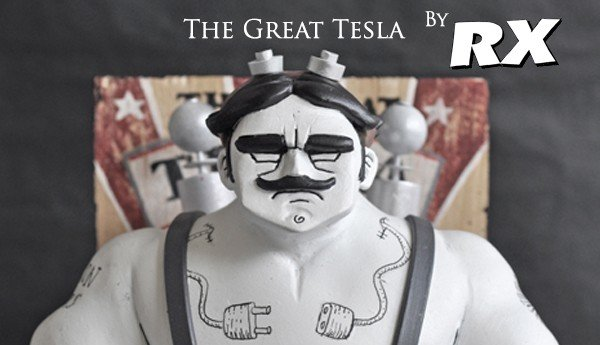 The Great Tesla By RX