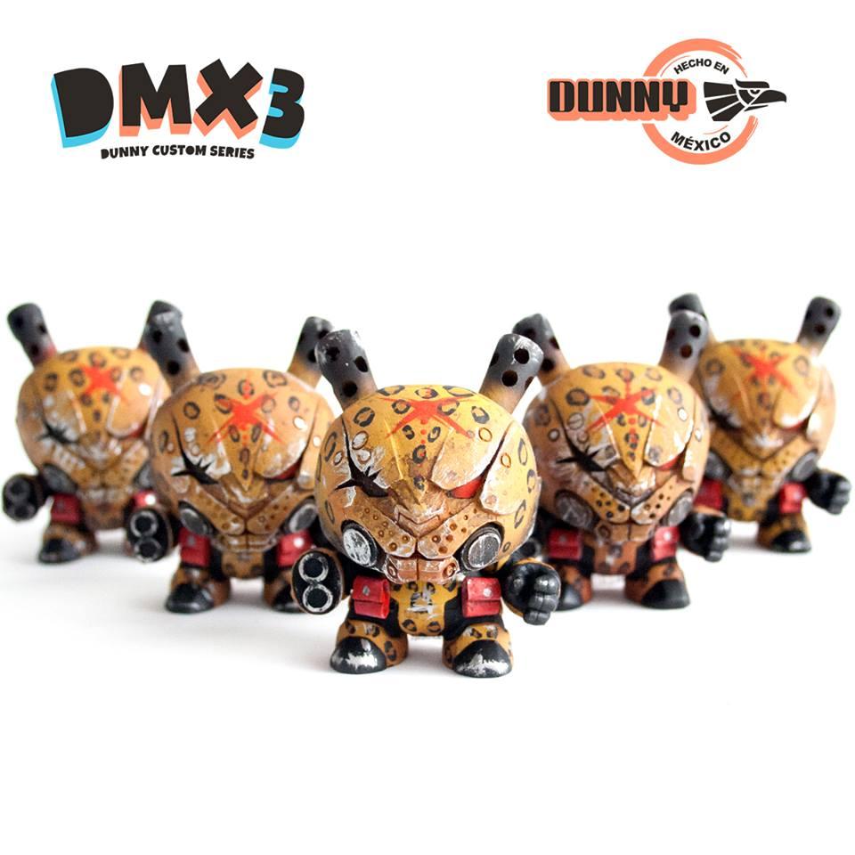 Yoste kmkz DMX3 Dunny
