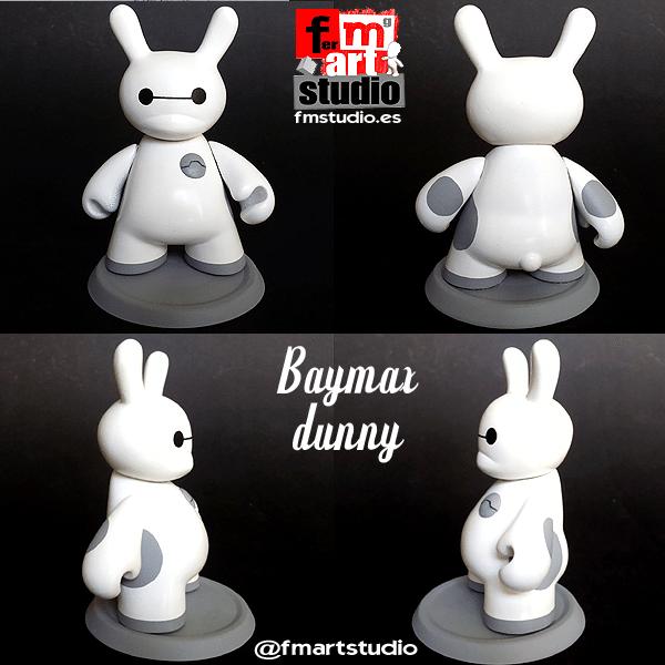 dunny baymax 600 4