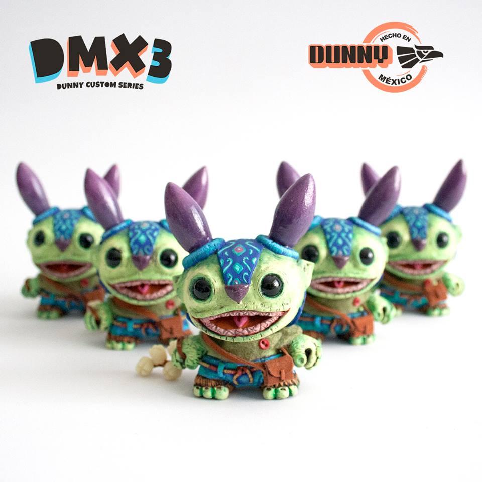 obra de Lupilu Dunny DMX3
