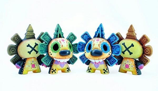 Rsinart Azteca Skully