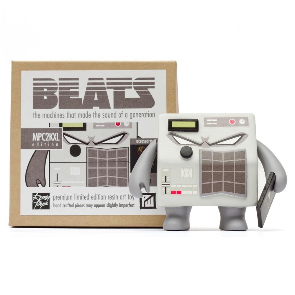 BEATS SERIES Part 4 MPC 2000XL by Patrick Wong Beige-Box