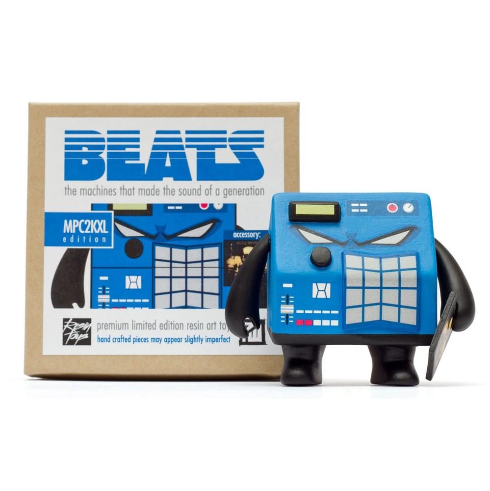 BEATS SERIES Part 4 MPC2000XL by Patrick WongBlue-Box