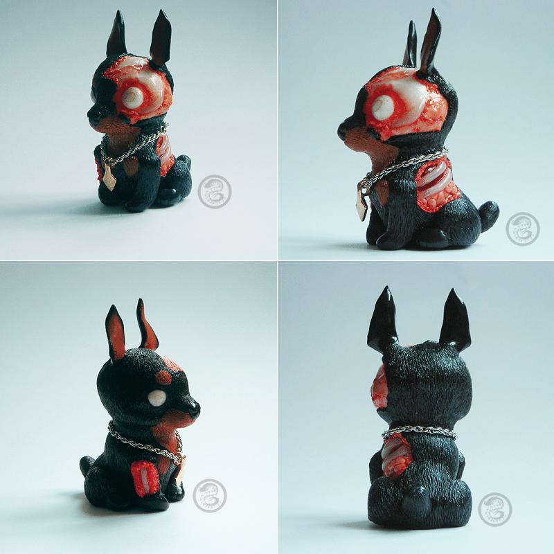 CHIBI ZOMBIE DOG by Hiroyasu Ike multi