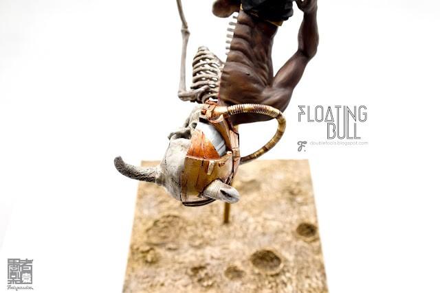 foolsparadisefloatingbull