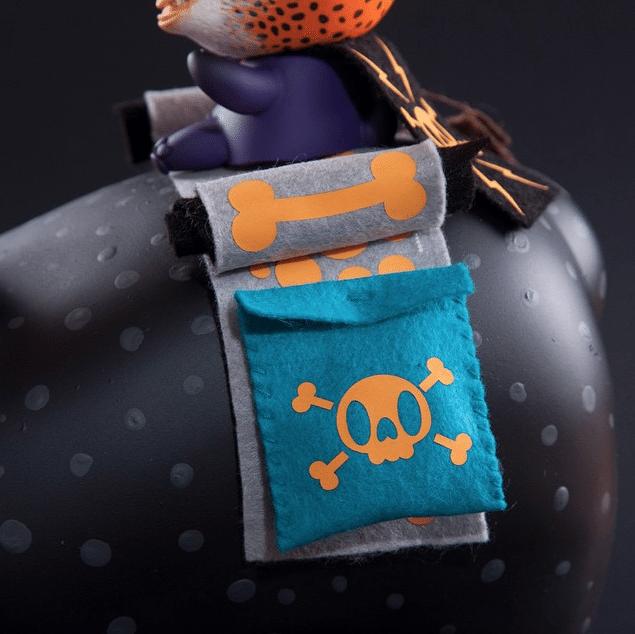Guerrero Armadillo By Mr Mitote Labbt Kidrobot