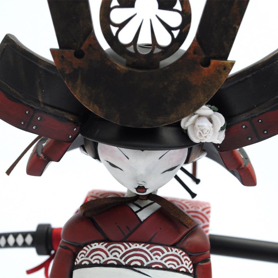 Maiko By 2PetalRose  Stephen White custom face