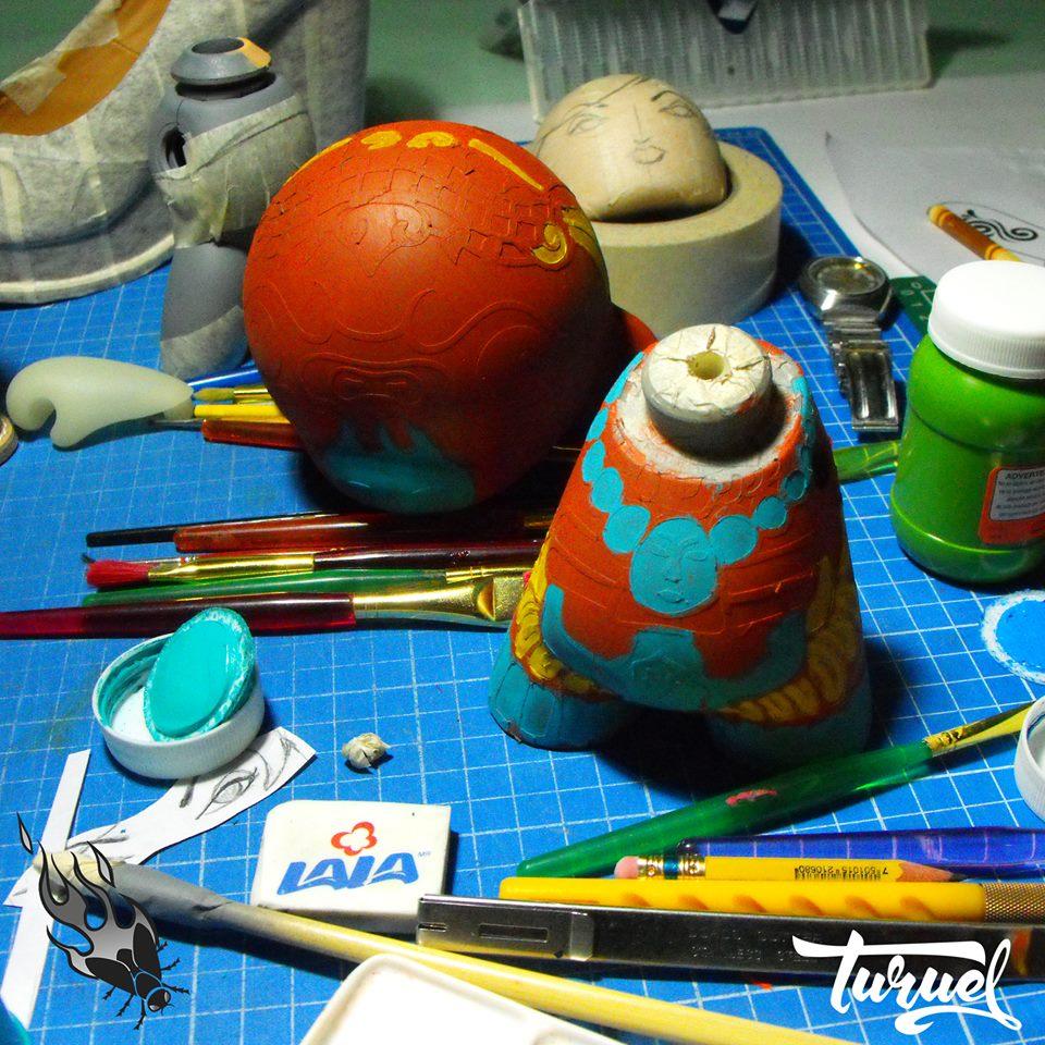Mayan By Turuel Firefly WIP