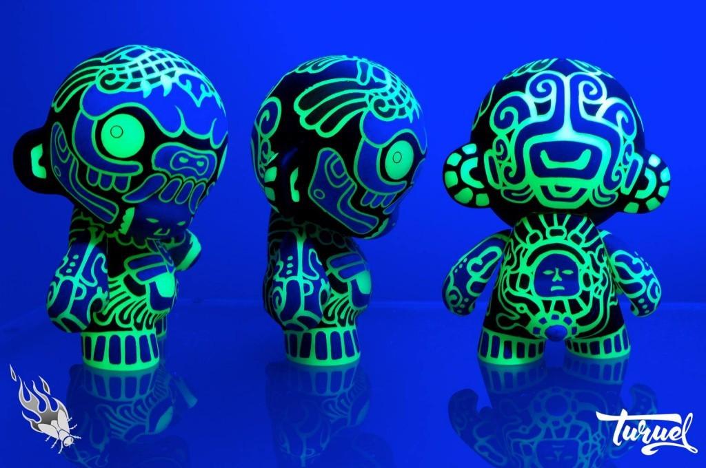 Mayan By Turuel Firefly  blue light