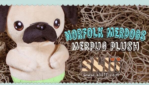 Merdogs_Shlii_Merpug_Plush_Kickstarter_Banner