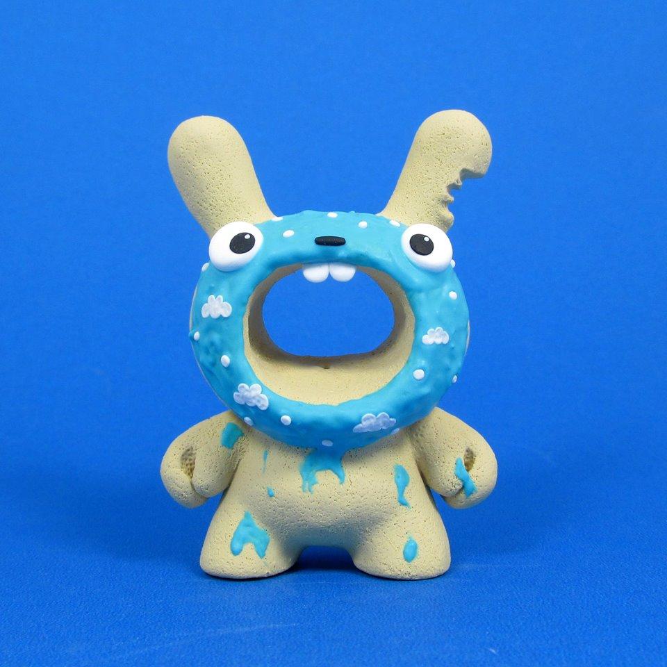 Monstrosity - Works by Jenn and Tony Bot dream in plastic