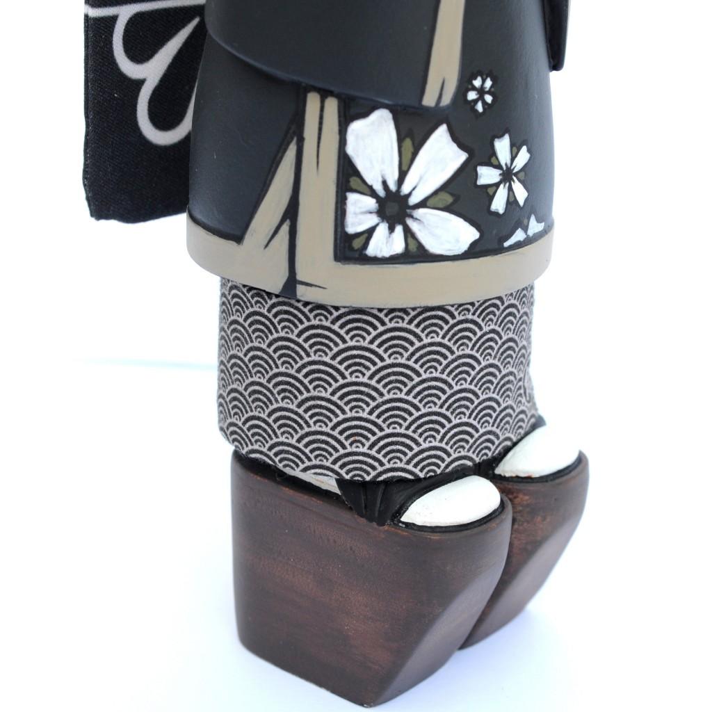 Sakura Maiko By 2PetalRose shoes