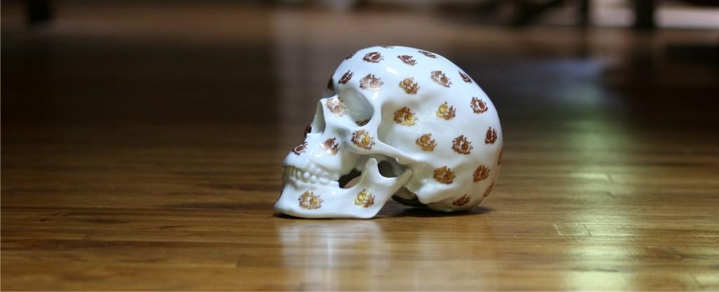 Skull Salutation by NooN x K Olin tribu side