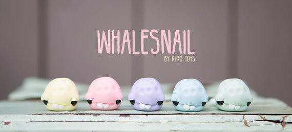 Whalesnail by Kiiro toys