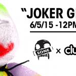 "SLAVE×ONE's New ""Joker Gero"" is Coming Soon!"