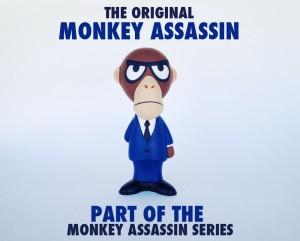 original monkey assassin