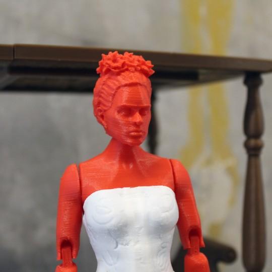 frida 3d print