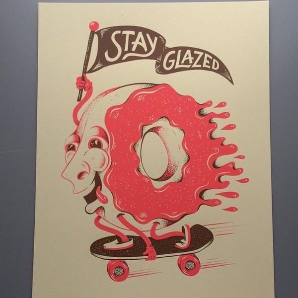 stay glazed