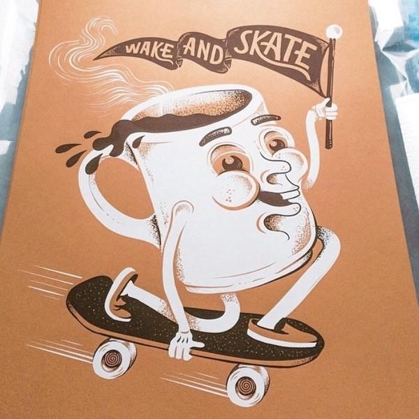 wake & skate