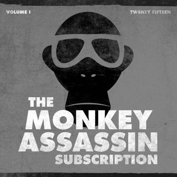 monkey assassin series