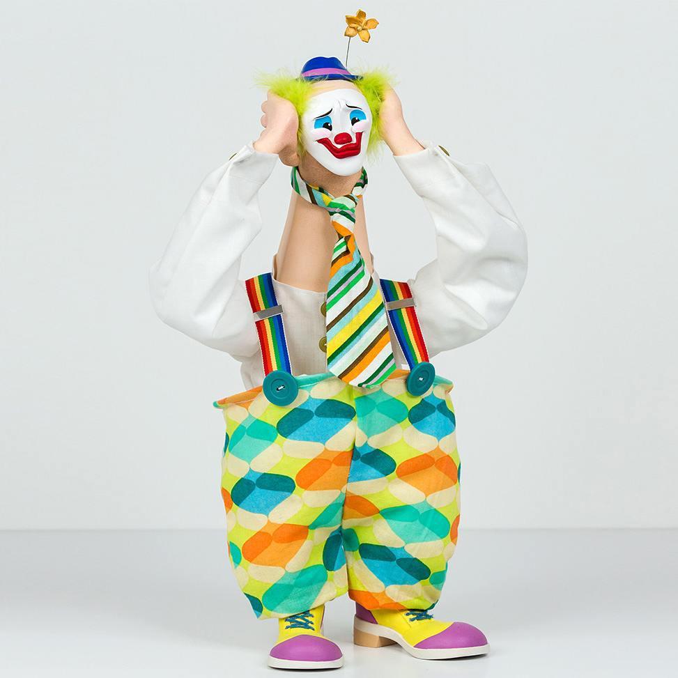 Clown Pause Designs