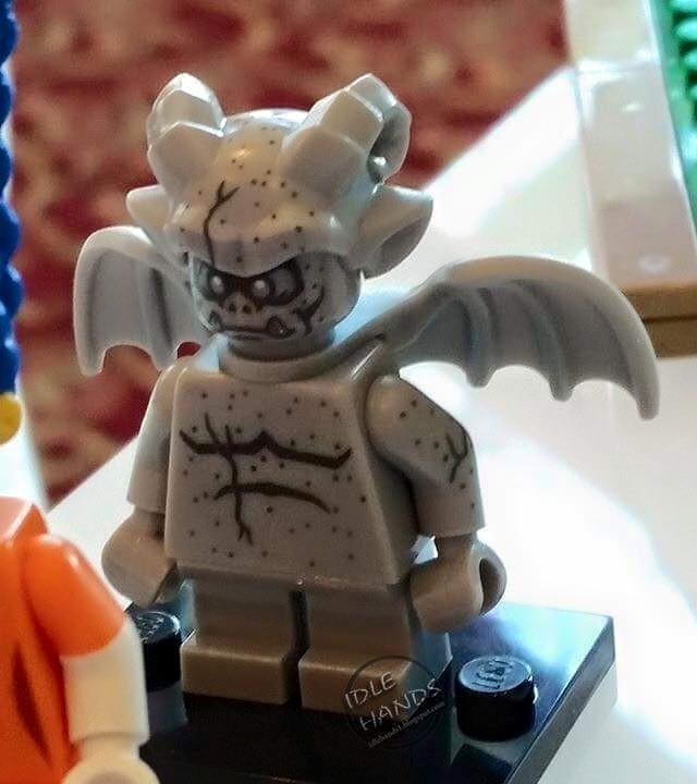 lego minifigs 14