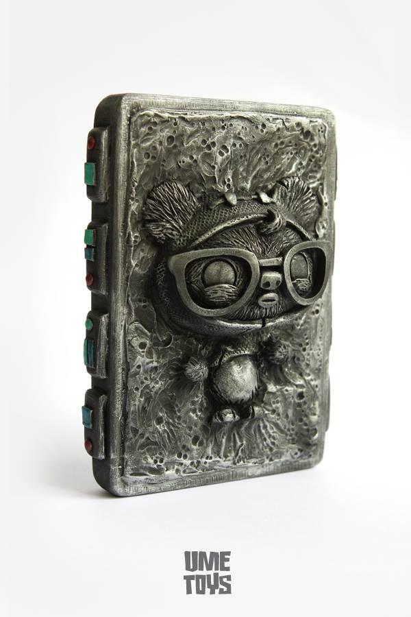 GeekWok in carbonite by UMEToys