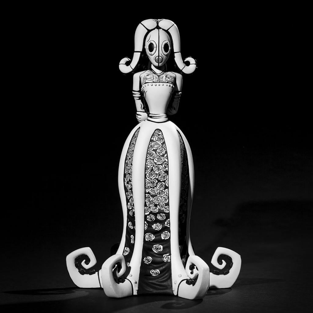 Lady Kroenen By Jon Paul Kaiser x DoktorA JPK