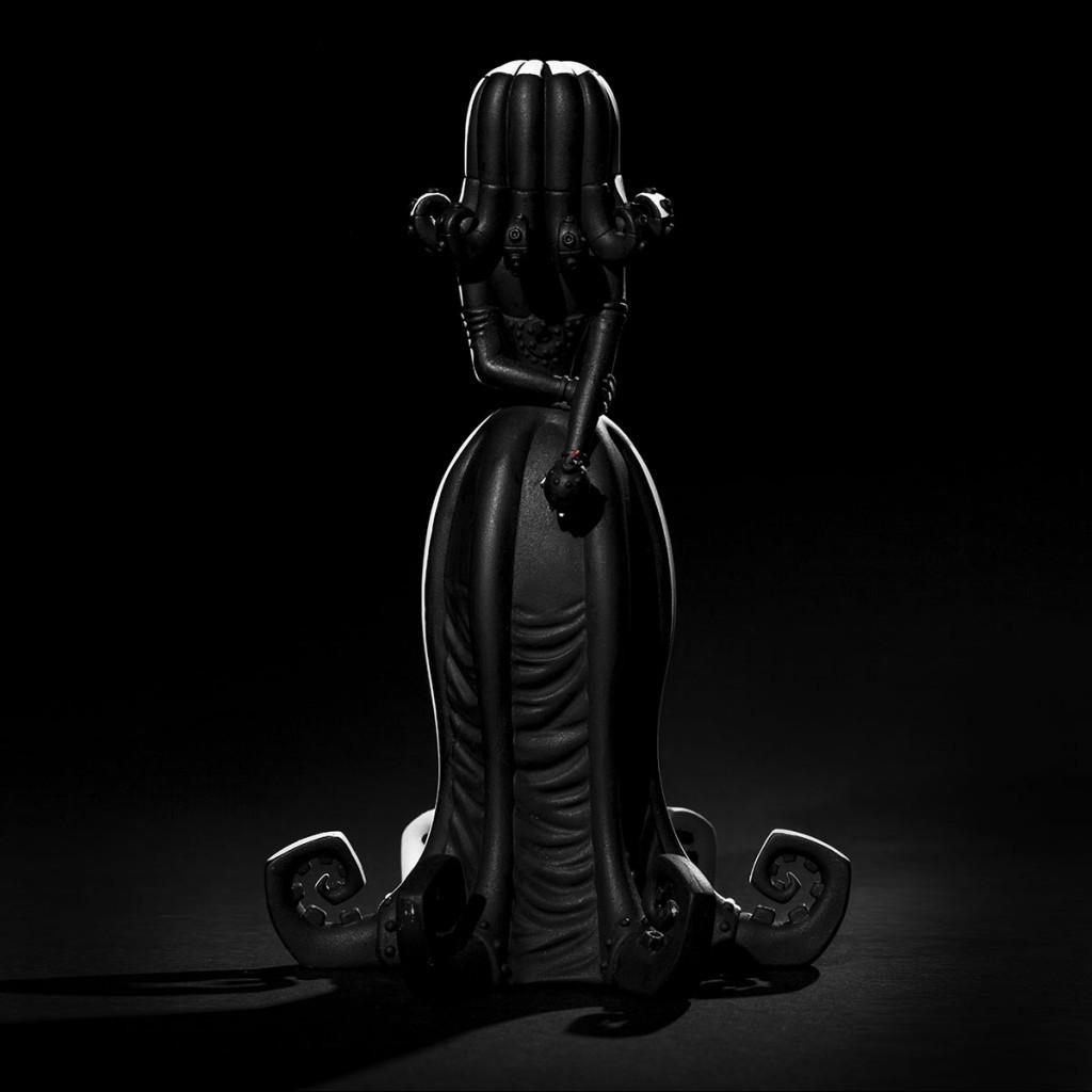 Lady Kroenen By Jon Paul Kaiser x DoktorA JPK arts unkown back