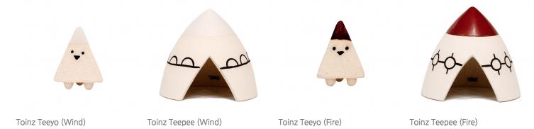 Toinz Teeyo and Friends Namu 2