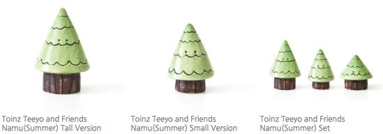 Toinz Teeyo and Friends Namu 3
