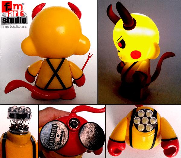 LED Studio lamp Munny FM Toy ChronicleDEVIL The by tdBhsxQCro