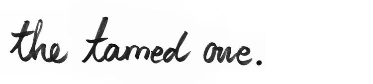 tamed+head