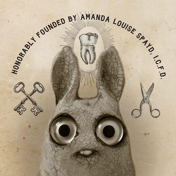 Amanda Louise Spayd ribbon