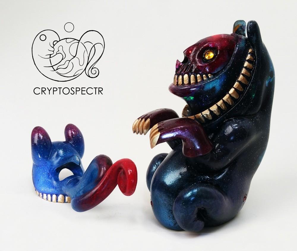 CryptoSpectr nebula mask off
